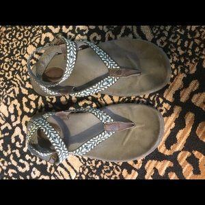 Teva sandals 7.5